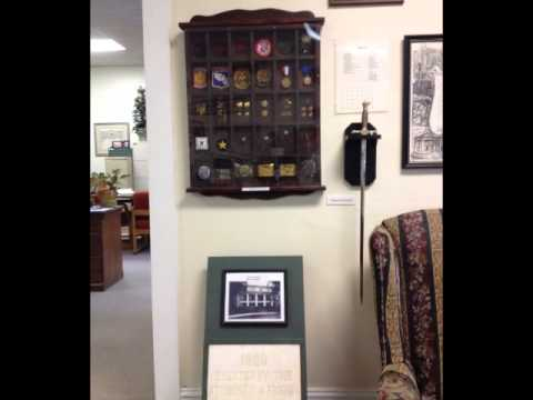 Oak Ridge Military Academy Museum - 07/26/2014