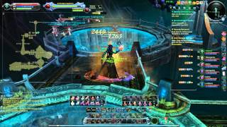 Aion - Ranger Sauro Supply Base run (late game 65 instance for mythical drops)