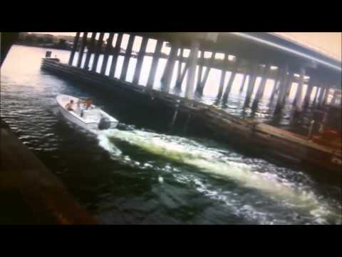 Video shows missing teens near Railroad Bridge