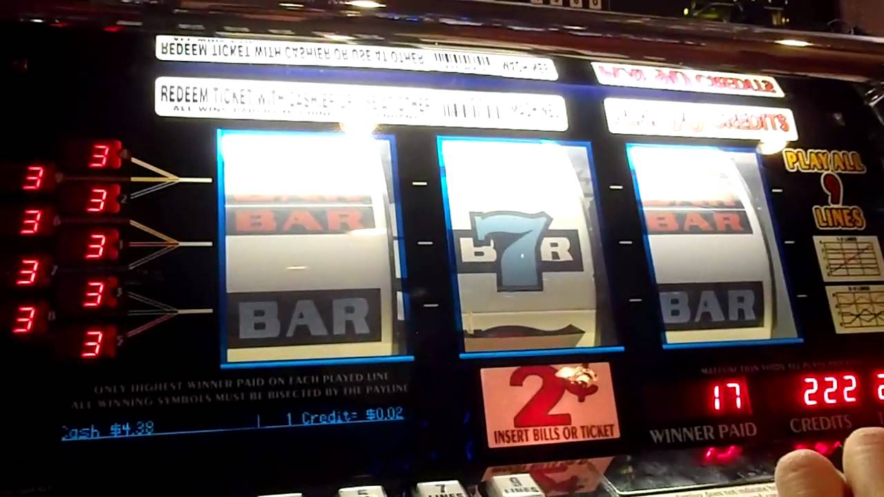 What slot machines pay the most often