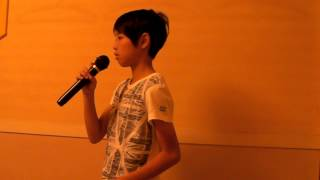 ☆LiSA『crossing field』-Cover by 12 year old HIRO