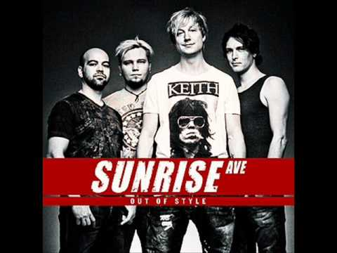 Sunrise Avenue - Out Of Tune