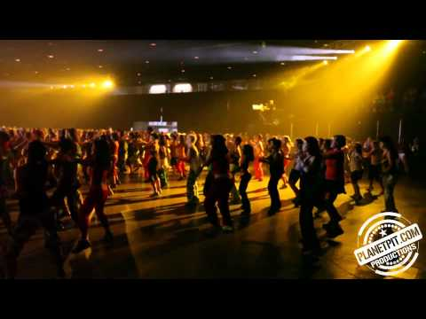 Pitbull X Zumba - The Orlando, Florida 2011