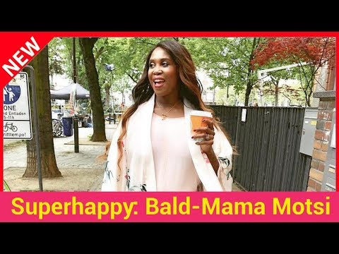 Superhappy: Bald-Mama Motsi Mabuse genießt Schwangerschaft!