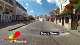 Video Tour of St George's, Grenada