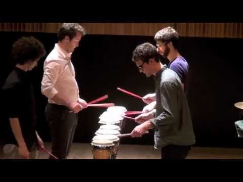 Drumming Part 1 - performed by architek