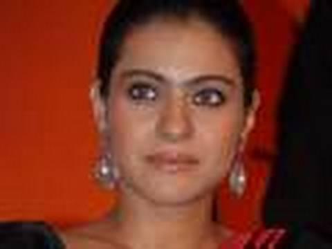 Kajol Pregnant Images