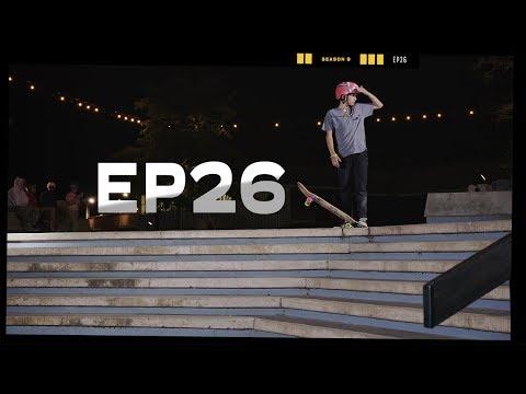 Ghetto Burden - EP26 - Camp Woodward Season 9