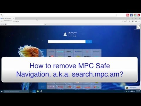 Remove MPC Safe Navigation, a.k.a. search.mpc.am