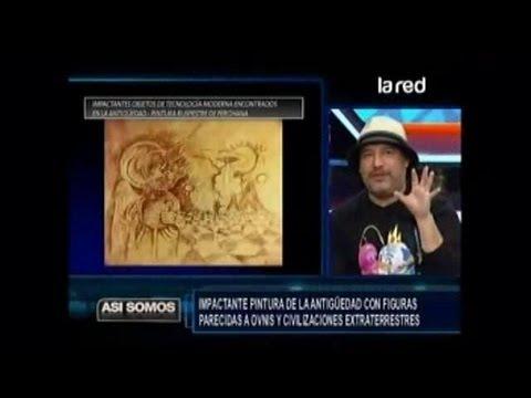 SALFATE   Los Ooparts: Objetos de Tecnología Moderna encontrados en la Antiguedad [Parte1/2]