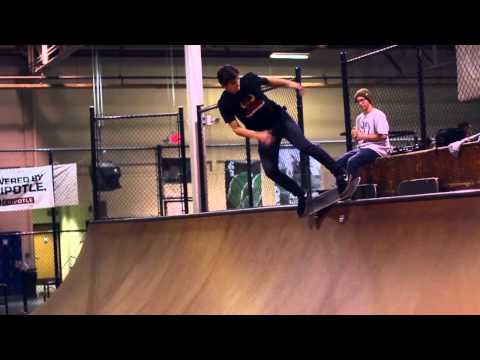 Nick Mullins - Because The Skateboard