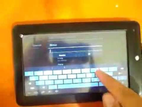 Levip - Instalando e configurando modem 3G no Tablet TB700 da marca ORANGE
