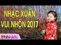 Nhạc Tết Thiếu Nhi - Nhạc Xuân Vui Nhộn 2018 [HD] thumbnail