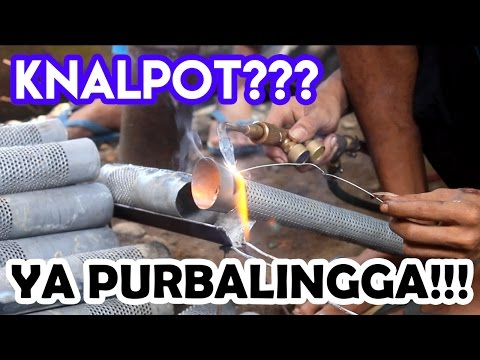 Pabrik Knalpot Purbalingga... AKRALINGGA?? NO!!! Purbalingga Exhaust System