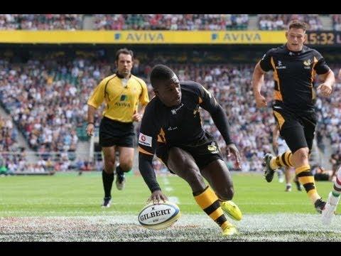 London Wasps 40-42 Harlequins | Aviva Premiership 2012/13