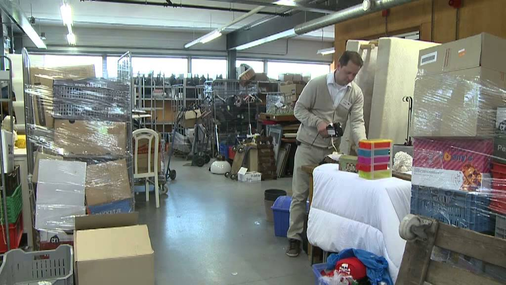 Kringloop - Houten Kringloop Midden Holland B.V. - YouTube