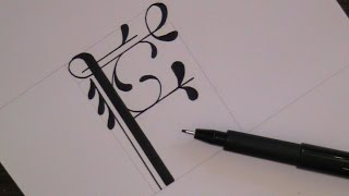 cursive fancy letters how to write fancy letter f for beginners kharasachcom