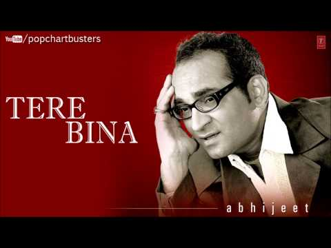 ☞ Neendon Mein Khwabon Ka Silsila Full Song - Tere Bina Album - Abhijeet Bhattacharya Hits video
