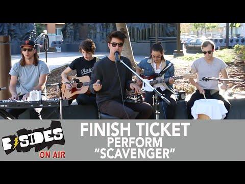 Finish Ticket - Scavenger