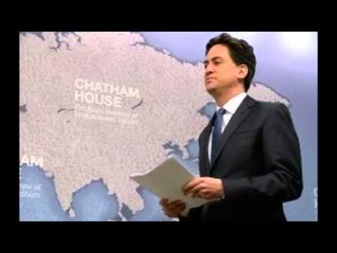Ed Miliband: UK failures 'contributed to Libya crisis'