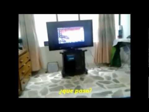 Como configurar y conectar un Sony Bravia KDL_46BX453 con un portatil Samsung R480