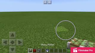 How to build a piston tnt cannon ( MCPE only)