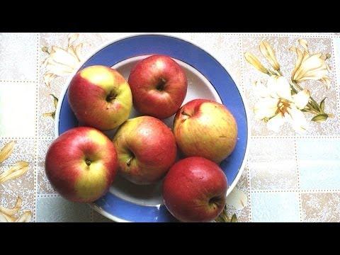 Начинка из яблок. Домашняя выпечка.