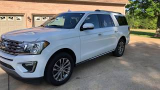 2018 FORD EXPEDITION LIMITED MAX USED FOR SALE INFO WWW.SUNSETMOTORS.COM