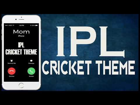 Latest iPhone Ringtone - IPL Theme Music Ringtone (Indian Premier League Horn)