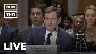 Senate Hearing Addresses Russian Meddling and More | NowThis