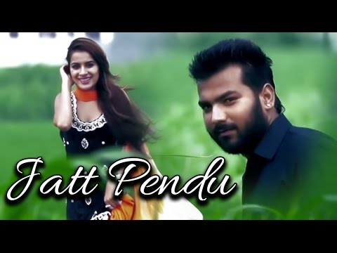 Latest Punjabi Songs 2014 | Jatt Pendu By Sun E | M - R Guru | New Punjabi Songs video