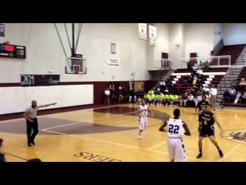 Pensacola High School vs. Oak Leaf High School Basketball Team
