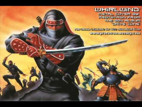 Shinobi III Whirlwind Synth Metal Version