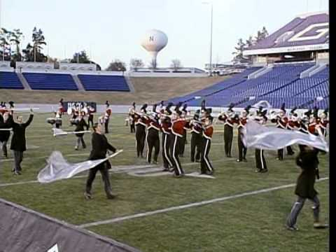 Cheshire High School Marching Band 2011 Undercover