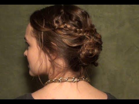 Причёска беллы свон на свадьбе