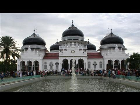 Indonesia's Aceh Province Has Rebuilt After '04 Tsunami