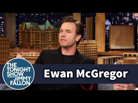 Ewan McGregor Ran Out of Gas Driving Cross-Country