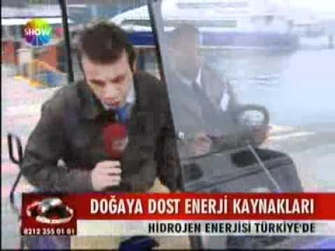 Türkiye'de Hidrojen Devri Başladı.wmv