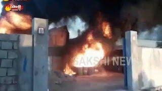 Major Fire Accident in Dulapally || Jeedimetla