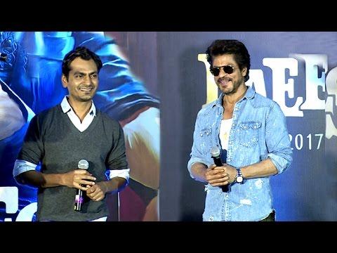Raees   Trailer 2016 Launch | Shahrukh Khan , Nawazuddin Siddiqui thumbnail