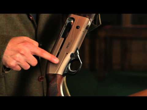 A400 Xplor Action - Beretta Semiautomatic (English)
