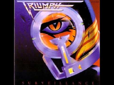 Triumph - All The King