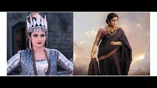 Sridevi Mother role for Bahubali 2 ?