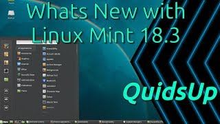 Whats New with Linux Mint 18.3 Sylvia