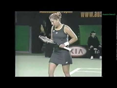 Monica Seles vs Venus Williams 2002 AO Highlights