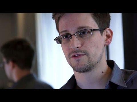 US surveillance whistleblower Edward Snowden speaks