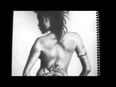 Angelina Jolie Sexy Drawing video