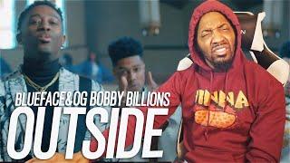 download lagu WTF BLUEFACE BEST VERSE!?   Blueface & OG Bobby Billions - Outside (Better Days) (REACTION!!!) mp3