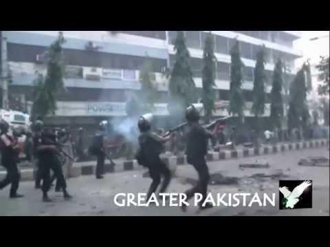 Bangladesh riots – Secular forces at war with Islam