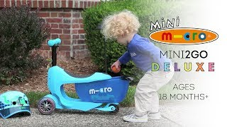 Mini2Go | Ages 18 months to 5 years